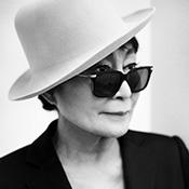 Yoko Ono | gioielli d'autore per Marylart
