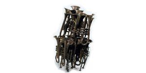 Accumulazioni trombe di Arman