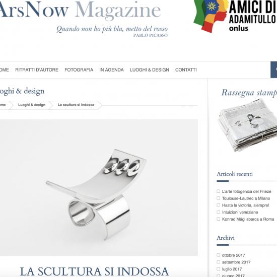 ArsNow magazine parla di Marylart